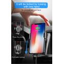 UNIQUE plus - Držák do auta na mobil s bezdotykovým dobíjením, 1 ks