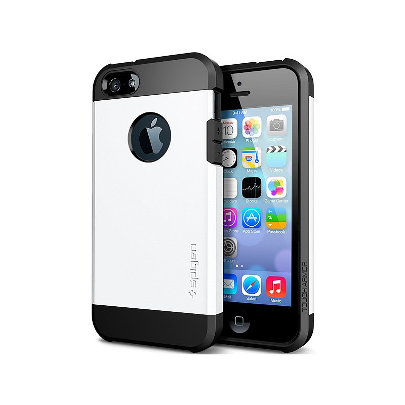 Iphone 5, pouzdro na mobil Armor, bílé, 1ks