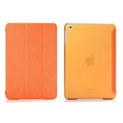 Ipad mini obal, cover case, oranžový 1 ks