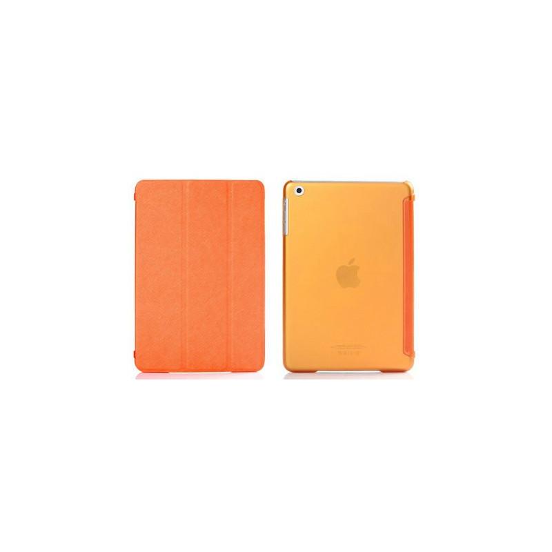 Ipad mini obal, cover case, oranžový 1 ks