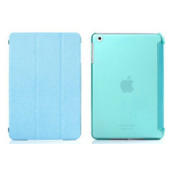 Ipad mini obal, cover case, modro-zelený 1 ks