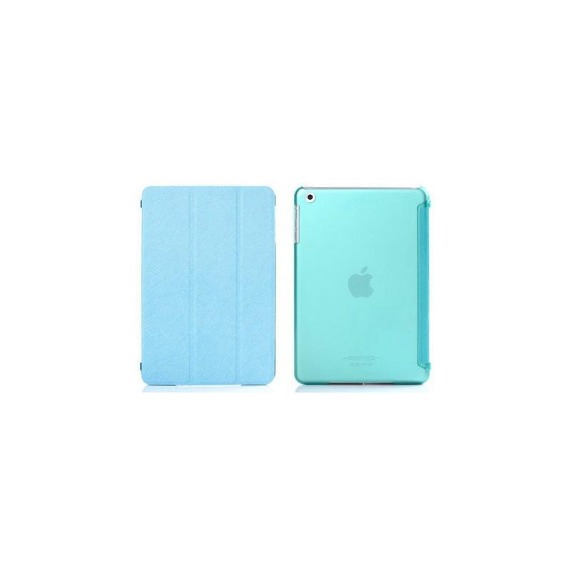 Ipad mini obal, cover case, modro-zelený 1 ks