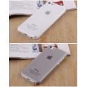 Iphone 5C, kryt - pouzdro na mobil Fitwell, průhledné, 1ks